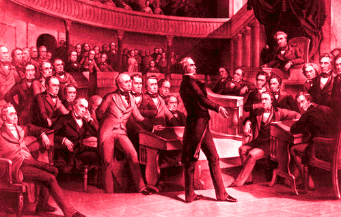 Henry Clay and The Compromise of 1850